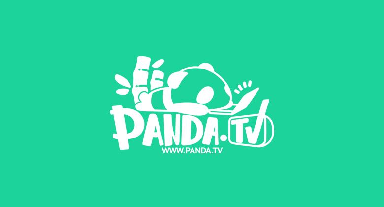 """在线直播平台""""熊猫tv""""更新标志"""
