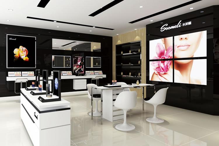 水美丽品牌命名,水美丽企业标志设计_全力设计