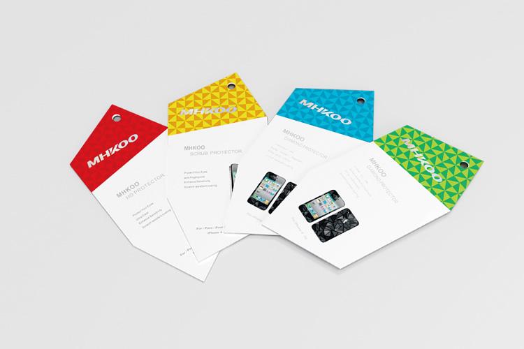 梦幻口袋标志VI设计,梦幻口袋包装设计_全力设计