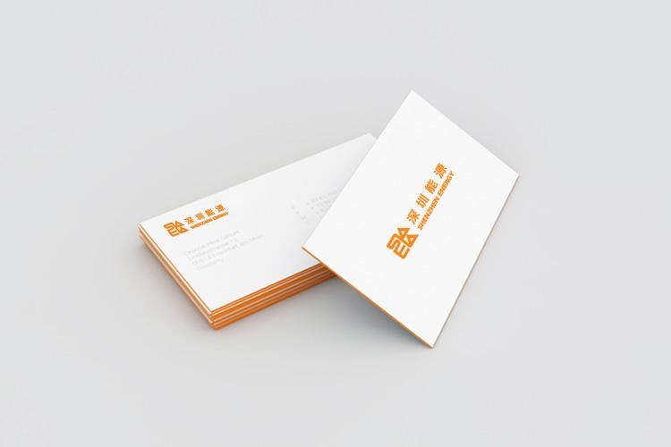 深圳能源品牌形象设计,深圳能源画册设计_全力设计