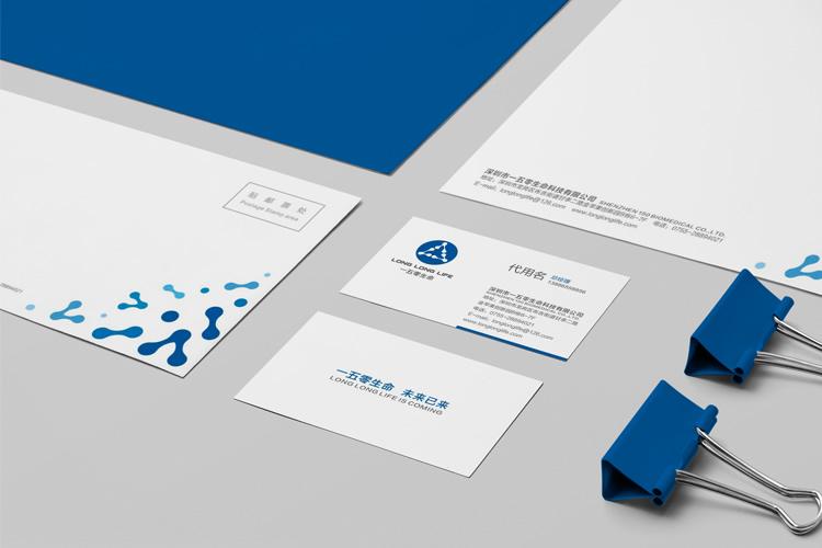 一五零生命品牌战略规划,标志设计,LOGO设计,VI设计_全力设计