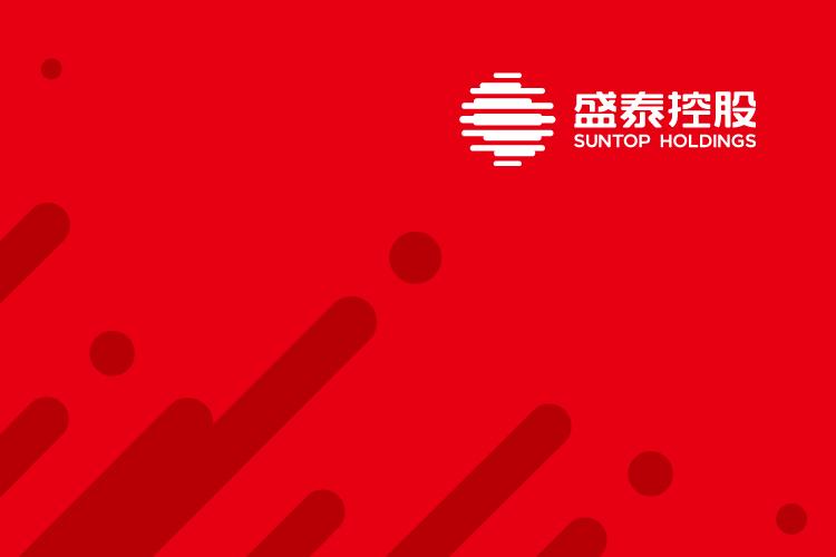 盛泰控股品牌形象设计,品牌标志设计,品牌LOGO设计_全力设计