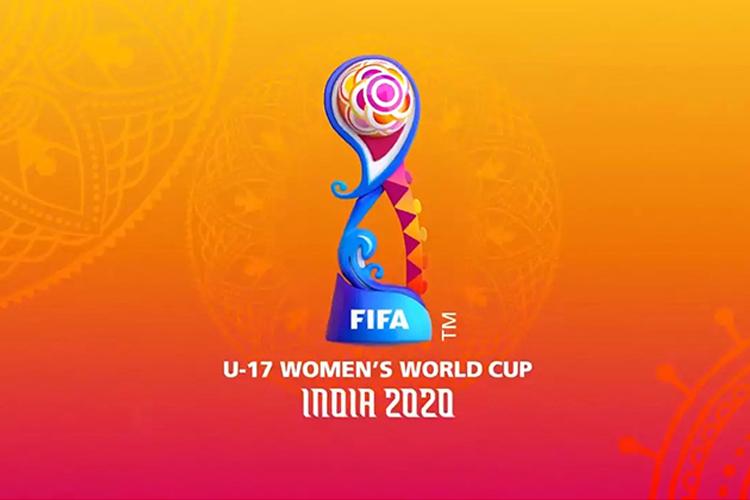 2020年���H足�U-17女子世界杯��徽�l布