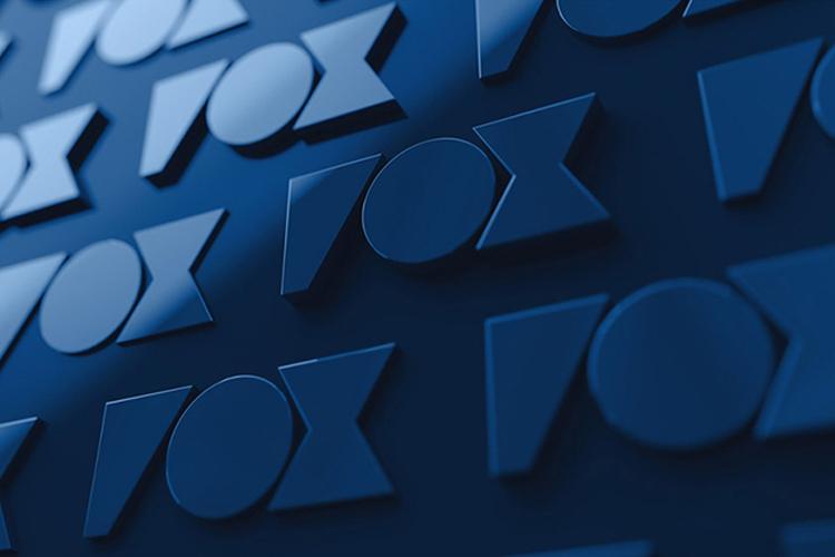 福克斯(Fox Entertainment)升�全新品牌形象!