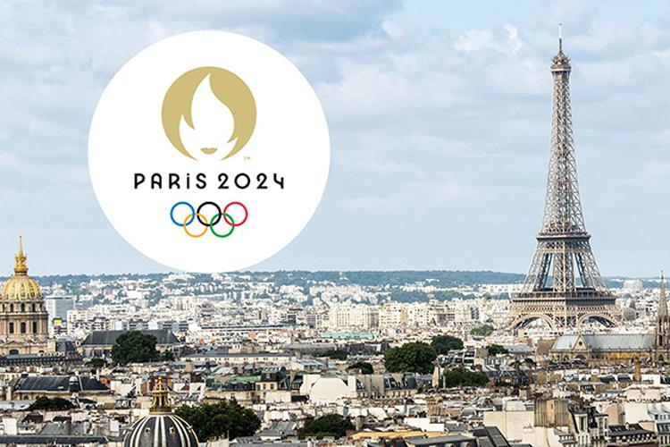 2024年巴黎�W�\徽���l布
