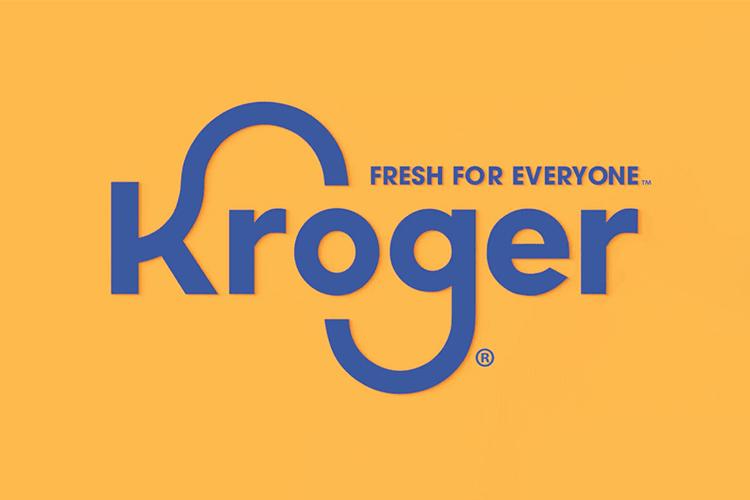 美���B�i超市巨�^Kroger升�全新品牌logo!
