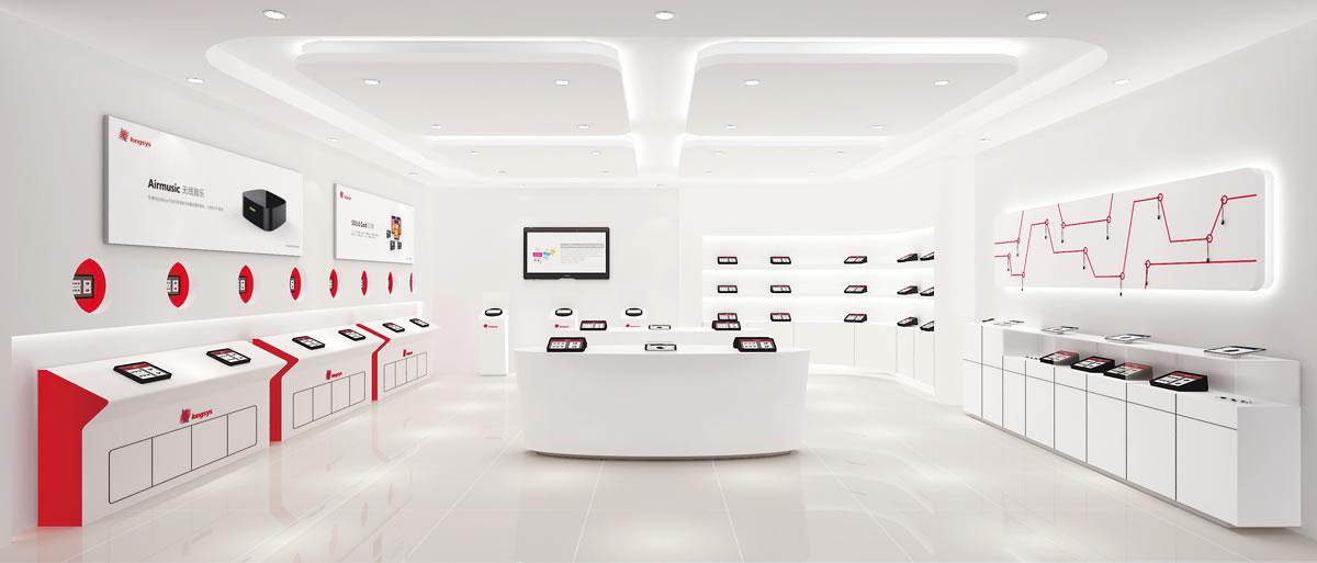 展厅设计有哪些技巧分享?大连展厅设计公司
