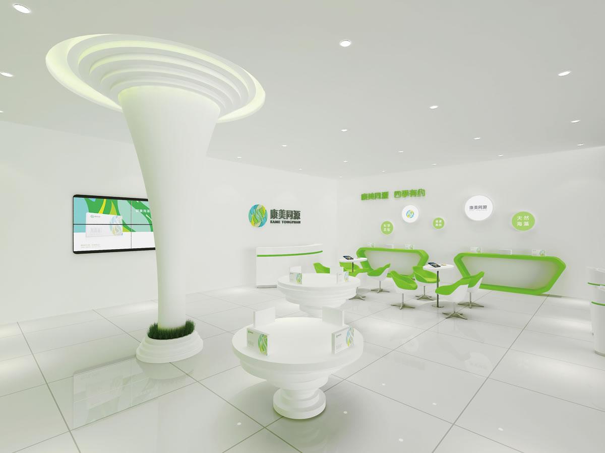 企业应该如何选择展厅设计公司?珠海展厅设计公司