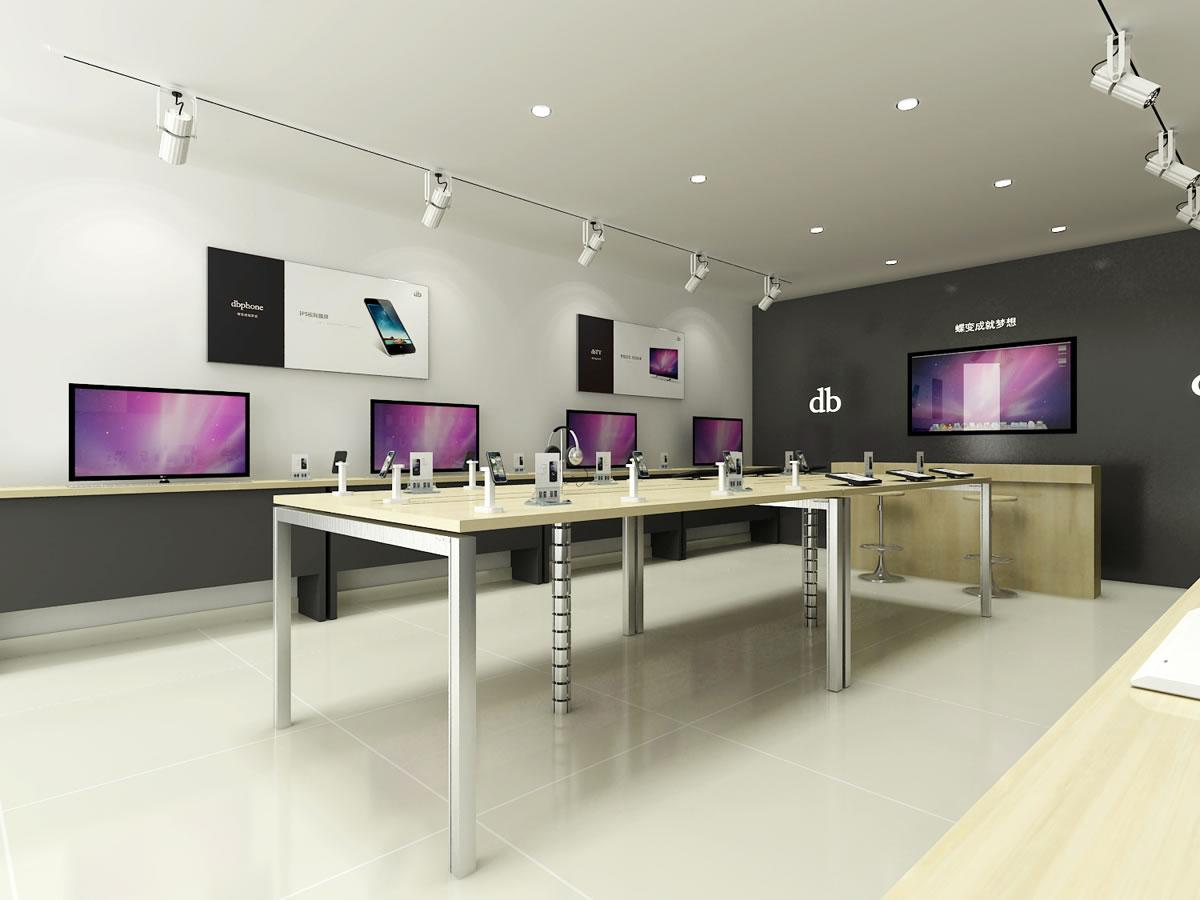 企业展厅搭建有什么原则?珠海展厅设计公司